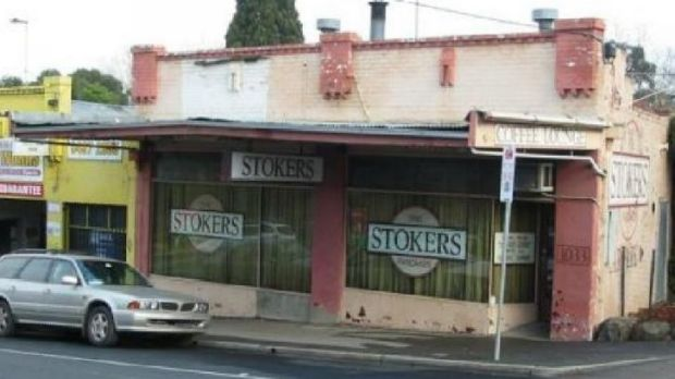 Off the boil: Stokers Coffee Lounge closed in June.