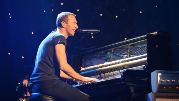Coldplay: Chris Martin and the boys will help celebrate Max Session's 50th edition.
