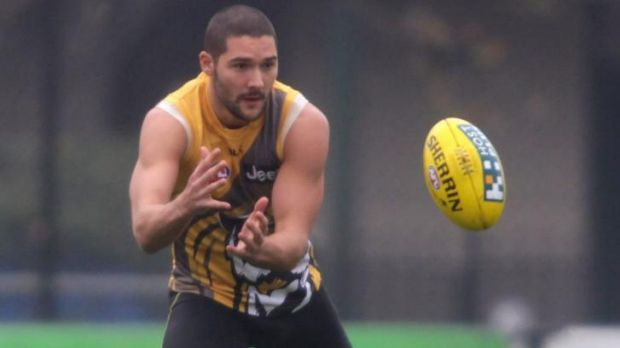 Shaun Grigg is in line for a senior recall.
