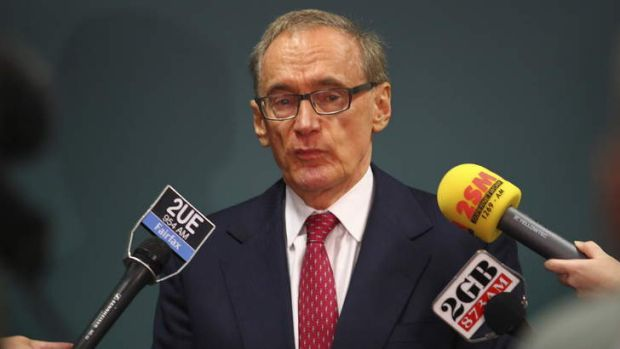 """Former New South Wales premier Bob Carr says the motion was a """"commonsense middle ground""""."""