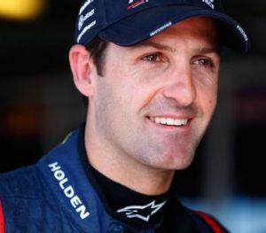 Don't count him out: Jamie Whincup.