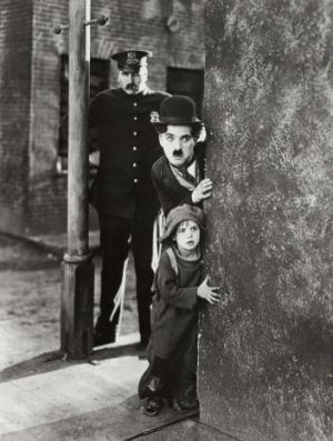 The Tramp and the authorities were often at odds.