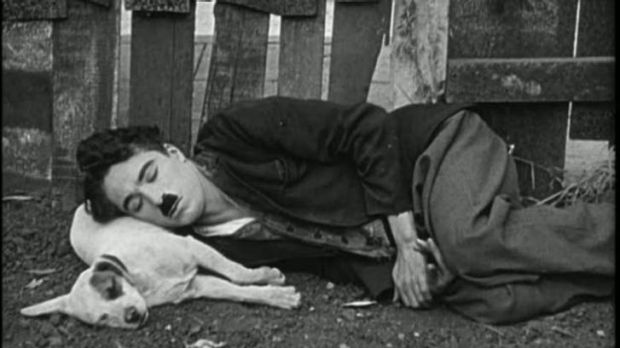 Charlie Chaplin's Tramp was a character a down-at-heel world could easily relate to.