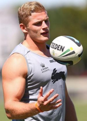 George Burgess is keen to win a premiership with his three brothers,