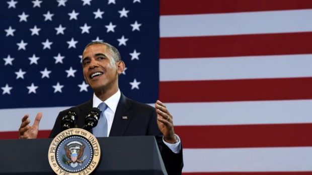 US President Barack Obama has come under fire for his absence during recent world events, including the MH17 attack and ...