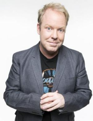 Direct approach: Peter Helliar hankers for live comedy despite his heavy TV presence of late.