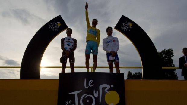 Winner winner: while it was a fantastic Tour de France for overall winner Vincenzo Nibali, the story was not quite so ...