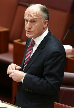 New rules to send employers around the twist: Eric Abetz.
