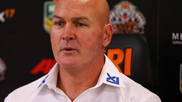 """They need to know how to turn up the heat"": Dragons coach Paul McGregor after his side's win over Wests Tigers."