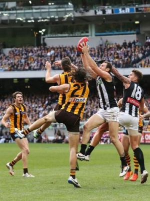 The Magpies and Hawks will open round 23.