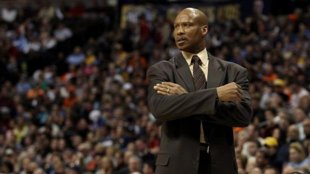 Returning to LA: former player Byron Scott will coach the LA Lakers next season.