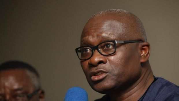 Lagos State Health Commissioner: Jide Idris said the hospital would be shut for a week.
