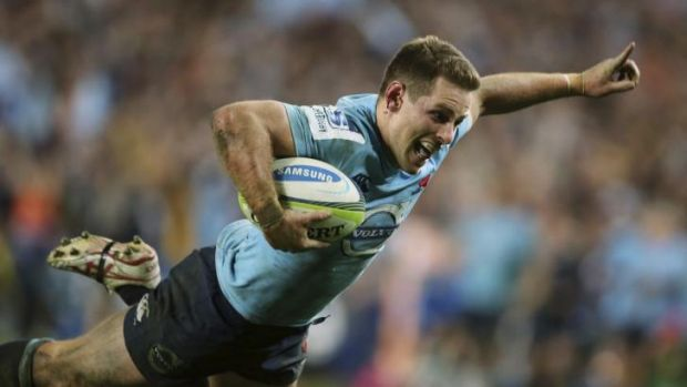 No changes: Bernard Foley's Waratahs side will go in to Saturday's Super Rugby final against the Crusaders unchanged.
