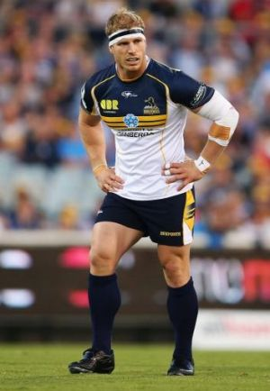 Knee injuries: David Pocock may have had limited time on the field this season, but the Brumbies want to keep him on ...
