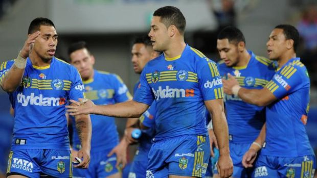 You're hot and you're cold: Parramatta's up-down-season continued with a bounce-back win over Gold Coast.