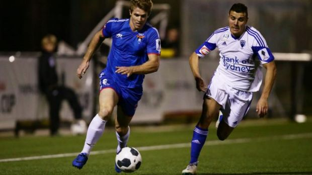 Sydney Olympic fought back to defeat Manly United 3-1.