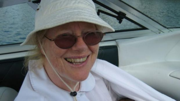 Died ... Irene Maendel suffered a fatal stroke in 2010.