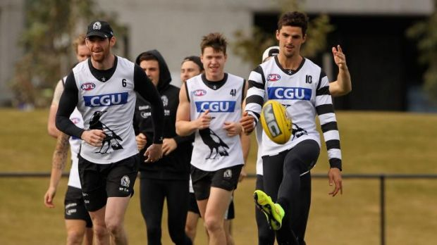 'We need to be good to get the win' said coach Nathan Buckley.
