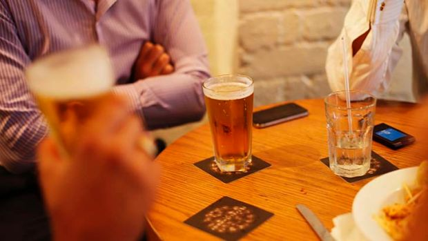 For men, injuries accounted for 36 per cent of alcohol-related deaths.