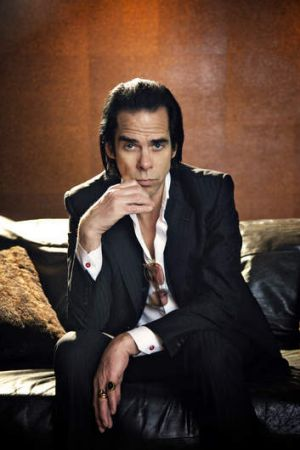 """""""Maybe as we get older, our worlds shrink"""": Nick Cave."""
