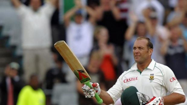 Jacques Kallis has now retired from all international cricket.
