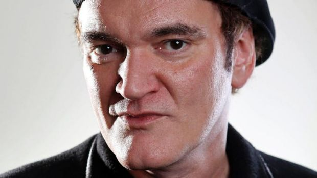"Fighting for film ... Quentin Tarantino believes that the ""digital format represents the death of cinema""."