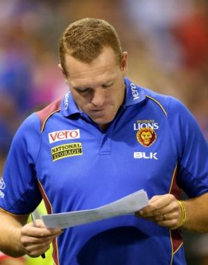 Justin Leppitsch is expecting a tough game against the Demons.
