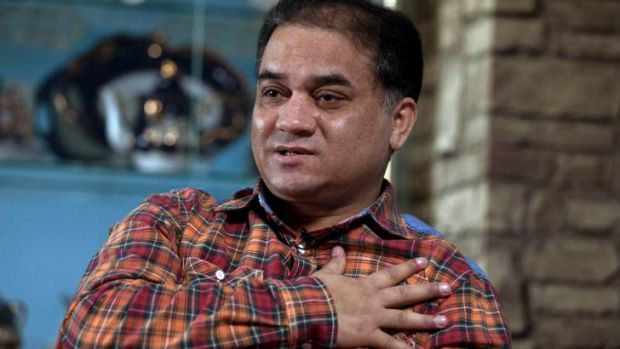 Uighur scholar and rights advocate Ilham Tohti.