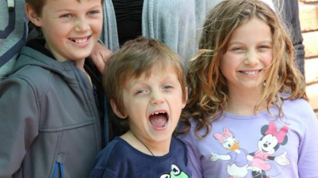 Siblings Mo, Otis and Evie Maslin will be honoured by the Dockers tonight.
