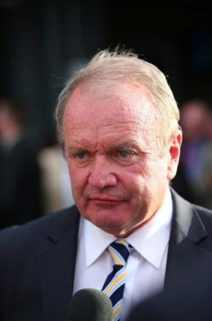 Well respected: Warwick Farm trainer Guy Walter died suddenly in May.