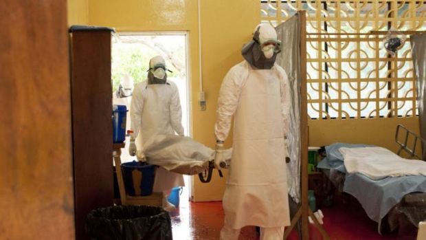 The WHO reported 57 new deaths between July 24 and July 27 in Guinea, Liberia, Sierra Leone and Nigeria.
