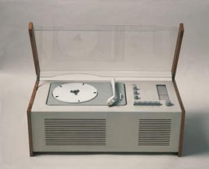 An Ulm record player.