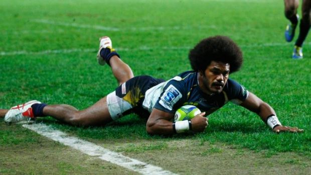 Henry Speight will push for Wallabies selection via the Canberra Vikings..
