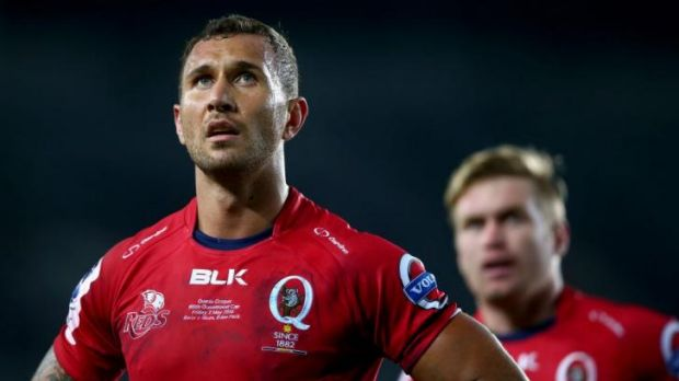 Quade Cooper could make his return from injury in the NRC.