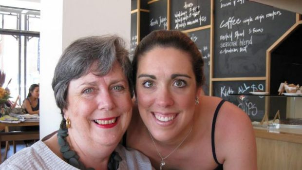 Felicity Lemke and mum Lynne Galvez. The former Olympic swimmer will walk 60 kilometres in the Weekend To End Women'?s ...