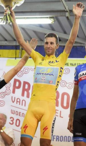 Tour de force: Vincenzo Nibali.