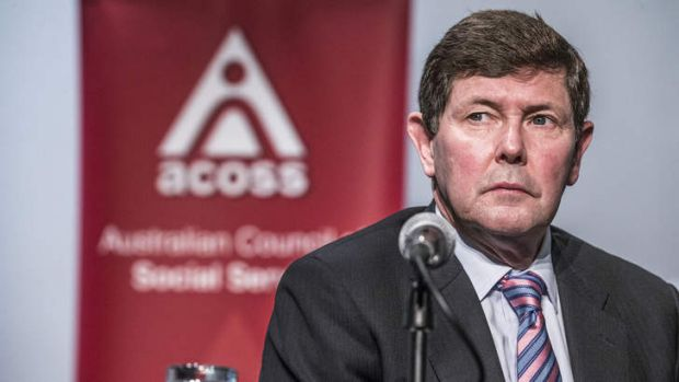 Social Services Minister Kevin Andrews has dismissed a call from church groups for an independent body to set welfare ...