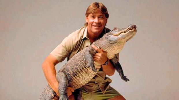 Steve Irwin: Sincere and contagious passion glossed over technical imperfections.