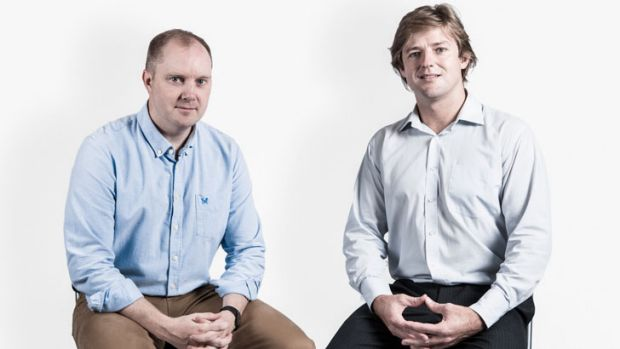 Ian Davidson and Danny Adams' device tells you how well you drive.