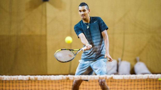 Nick Kyrgios will resume playing in Toronto this week.
