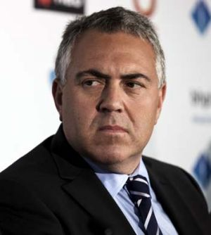 "Under pressure to ""soften blow"" of $7 GP fee: Joe Hockey."