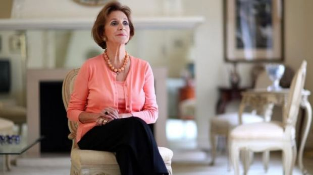 Zeynep Osman, a niece of the last king of Afghanistan, at her Manhattan apartment.