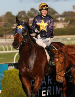 Jamie Mott rates himself a genuine chance of achieving his first jumps win at Sandown.