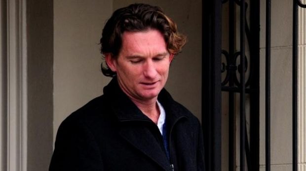 On air: Lawyers for James Hird, above, and Essendon will have 30 minutes each in their opening addresses.