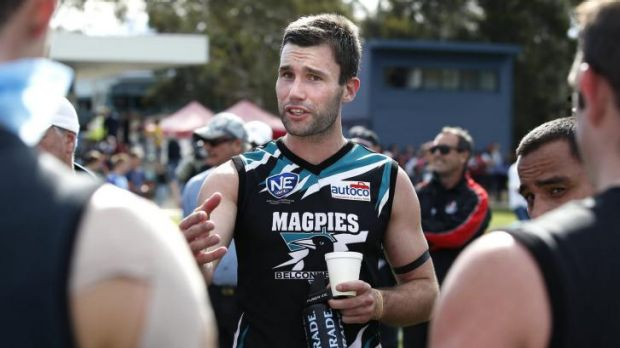 James Bennett and his Belconnen Magpies will pull out of the NEAFL.
