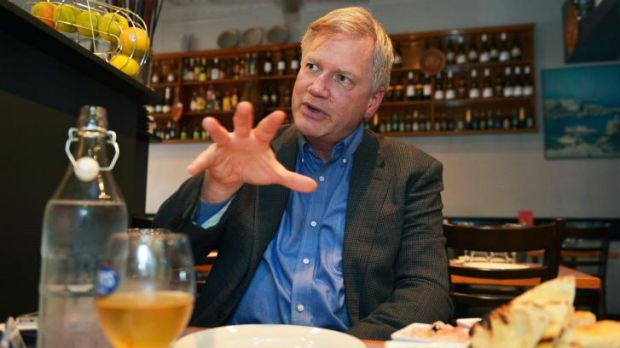Andrew Bolt (file photo) asked 2GB's Steve Price: 'Don't we need a frank debate ... into how the Islamic culture, muslim ...