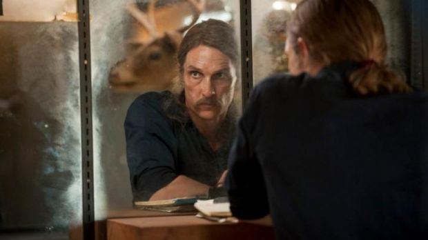Unfair advantage? ... Matthew McConaughey was able to be signed to a shorter drama like <i>True Detective</i>.