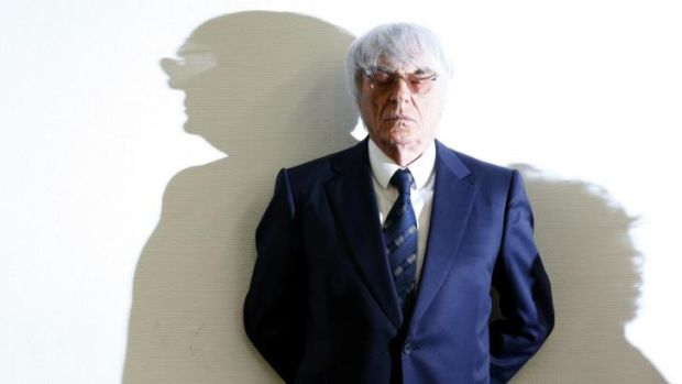 Great survivor: Bernie Ecclestone.