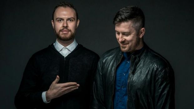 Vance Musgrove and Mikah Freeman of The Aston Shuffle have been announced as one of the acts in the Stereosonic 2014 lineup.