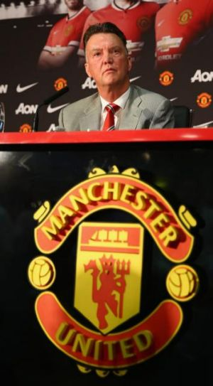 """""""This league will be different to any other league that he's worked in"""": Brendan Rodgers on new EPL coach Louis van Gaal."""
